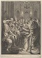 Christ Washing the Feet of His Disciples, from The Passion of Christ, plate 4 MET DP835973.jpg