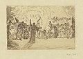 Christ among the Beggards, print by James Ensor, 1895, Prints Department, Royal Library of Belgium, S. II 133102.jpg