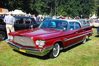 Chrysler Windsor - 1960 Chrysler Windsor 4-Door Sedan
