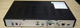CHT MOD - Image: Chunghwa Telecom MOD205 back panel