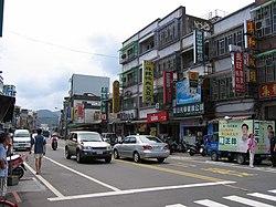 Chungshan Road, Jinshan 20050530.jpg