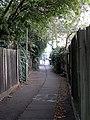 Church Path N12 - geograph.org.uk - 263768.jpg