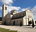 Church of Saint Nicholas Tavelic, Eastern side.jpg