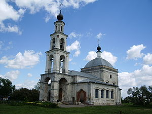 Church of the Intercession in Erino 1.JPG