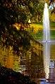 """Cincinnati - Spring Grove & Cemetery & Arboretum """"Water & Shimmer"""" (8152845080).jpg"""