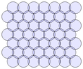 Circle covering - Hexagonal pattern.png