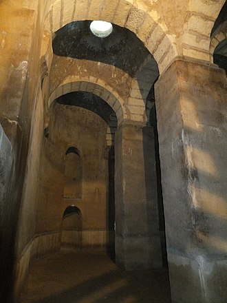 Sebil (fountain) - Image: Cistern of Sabil of Tusun Pasha