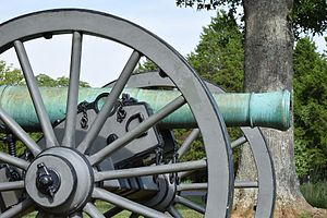 Civil War Cannon at Late Afternoon.jpg