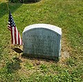 Clarence D Bell Grave in Chester Rural Cemetery.jpg