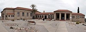 Clarkdale, Arizona - Image: Clark Memorial Clubhouse pano