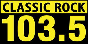 WMMZ - Image: Classic Rock 103.5 Logo