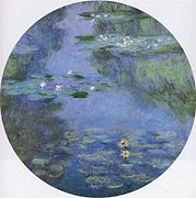 Claude Monet Nympheas, 1908.jpg