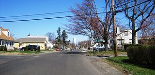 Census-designated place in New Jersey, United States