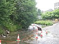 Clifton Beck - Thornhills Beck Lane - geograph.org.uk - 1385327.jpg