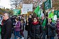 Climate emergency - Climate march in Madrid (49186557846).jpg