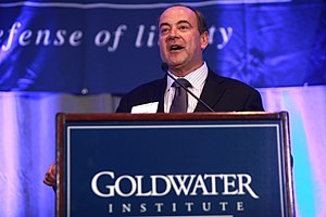 Clint Bolick - Bolick speaking at the 2014 Goldwater Dinner in Scottsdale, Arizona