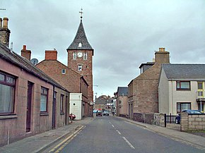 Clock Tower in Coupar Angus.jpg
