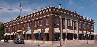 National Register of Historic Places listings in Carlton County, Minnesota - Image: Cloquet Northern Office Building