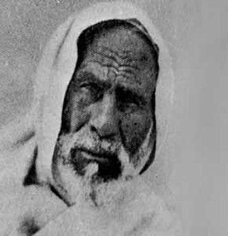 Senussi - Omar Mukhtar became the most trusted chief Under Sayyid Ahmad Sharif