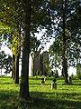 Cmentarz wojenny nr 118 - Staszkówka.JPG