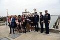 Coast Guard commissions Fast Response Cutter Daniel Tarr in Galveston, Texas, 2020-01-10 200110-G-IM053-1015.jpg