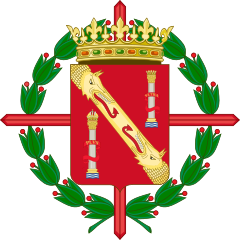 Coat of Arms of Francisco Franco as Head of the Spanish State.svg