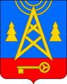 Coat of Arms of Lesnoy (Pushkinsky District, Moscow Oblast) simple.png
