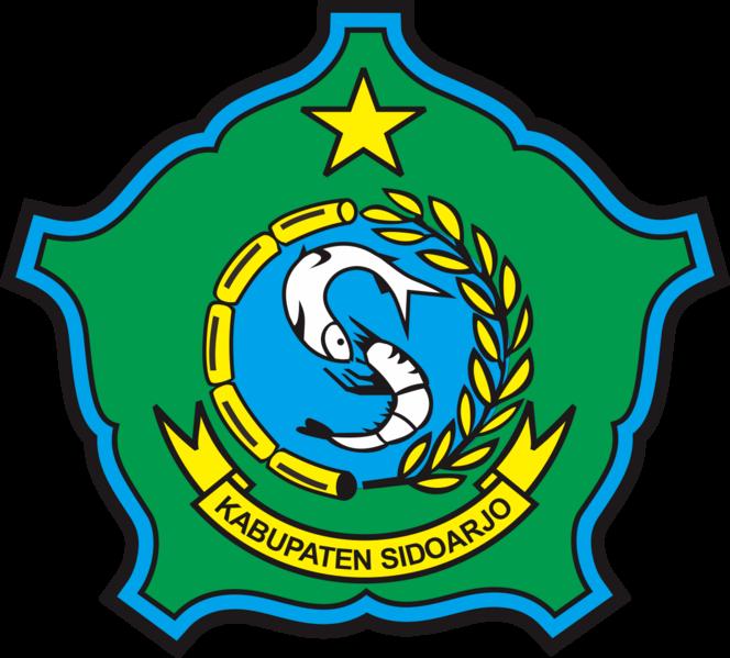 https://upload.wikimedia.org/wikipedia/commons/thumb/c/c6/Coat_of_Arms_of_Sidoarjo_Regency.png/664px-Coat_of_Arms_of_Sidoarjo_Regency.png