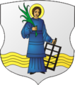 Coat of arms of ušačy belarus