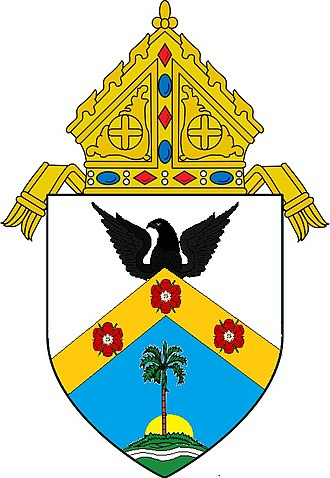 Archdiocese of Jaro - Coat of Arms of the Archdiocese of Jaro