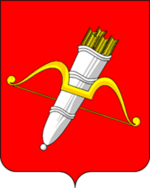 Achinsk - Image: Coat of arms of Achinsk (2006)