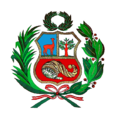 Coat of arms of Peru Escudo Peruano.png