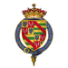 Coat of arms of Sir Henry Percy, 4th Earl of Northumberland, KG.png