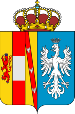 Description de l'image Coat of arms of the Duchy of Modena.png.