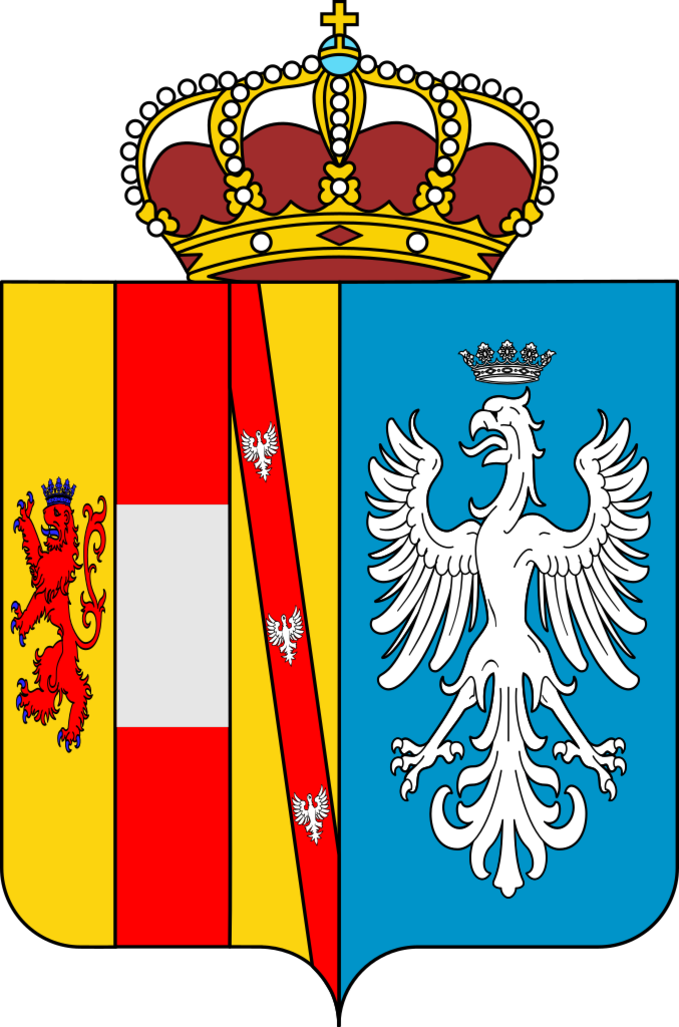 Coat of arms of Modena and Reggio