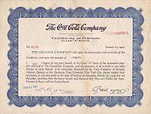 Coca cola company essay