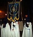 Cofradía de la Oración de Nuestro Señor en el Huerto de los Olivos y María Santísima de la Amargura, Granada, Semana Santa 2009 (16).JPG