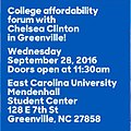 College Affordability forum with Chelsea Clinton in Greenville!.jpg