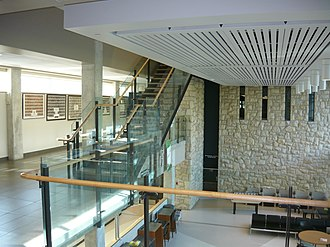 University of Saskatchewan College of Law - Atrium
