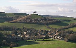 Colmer's Hill above Symondsbury - geograph.org.uk - 409188.jpg