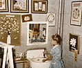 Color film strip depicting various photos of scenes and statistics from c.1949-1950's Duplin County Schools, PhC.188. From Photograph Collections, State Archives of North Carolina, Raleigh, NC. (9017953034).jpg