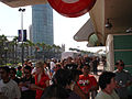 Comic-Con 2006 - the Saturday Hall H line (4798033415).jpg