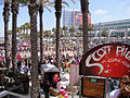 Comic-Con 2010 - crowds fill the Gaslamp District (4874439815).jpg