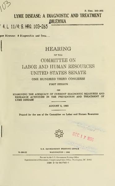 File:CommitteeonlaborandhumanresourcesUSSENATE103rdCongress08051993.pdf