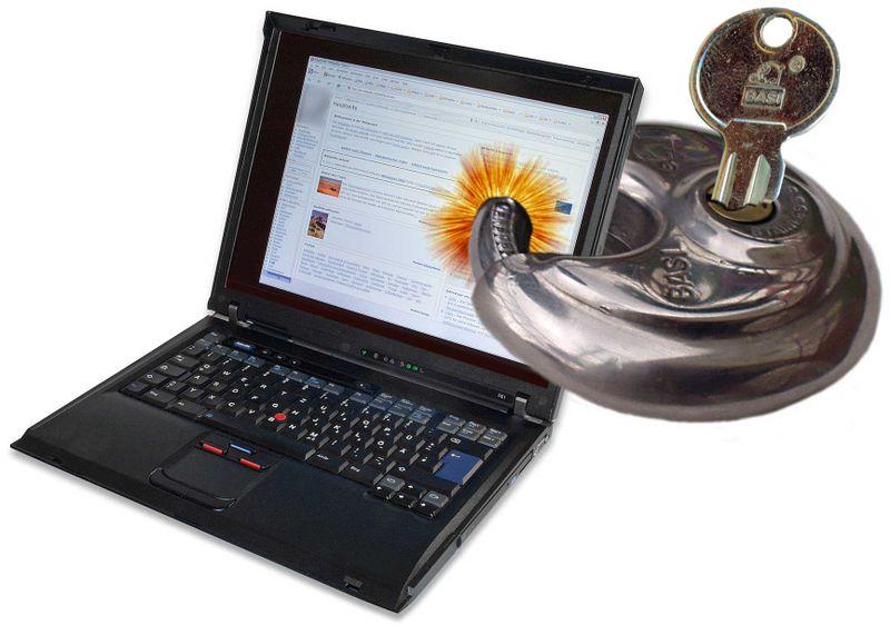 zabezpieczenia komputerowe