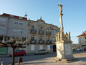 Covelo, Pontevedra - Image: Concello de Covelo