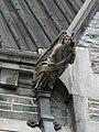 Connemara- Kylemore Abbey - neugotische Kirche - Engel anstatt Gargoyles - panoramio.jpg