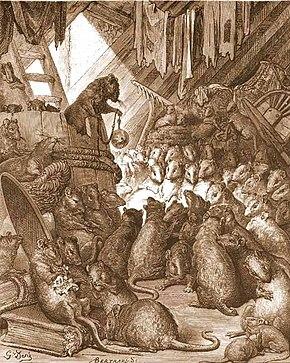 Belling the Cat - Wikipedia