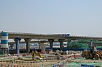 Construction site of New Airport Expressway in Lixian (20180504124828).jpg