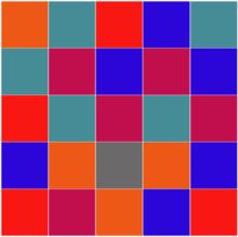Schilderen warm koud contrast wikibooks - Kleur warm en koud ...